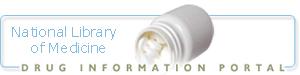 NLM Drug Information Portal Logo