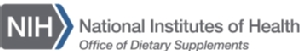PubMed Dietary Supplement Subset Logo