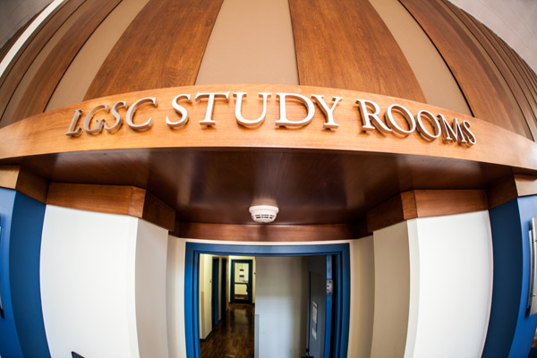 Study Room Entrance