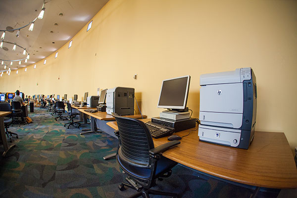 Uci Langson Library Study Room