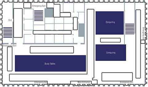 Uc Irvine Libraries Virtual Tour