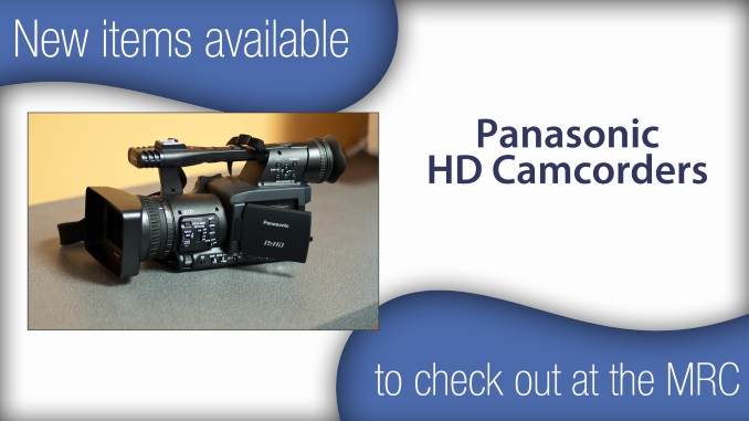 High definition cameras