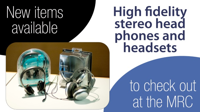 High fidelity stereo headsets