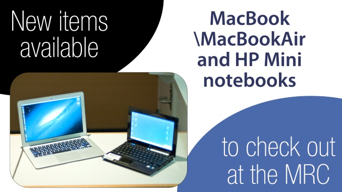 Apple and PC laptops