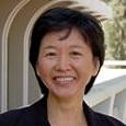 Librarian Linda Suk-Link Murphy