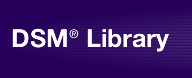 DSM Editions 1-5 Logo