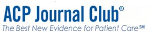 ACP Journal Club Logo