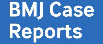 Blue BMJ Case Reports logo