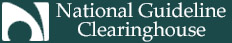 National Guideline Clearinghouse Logo