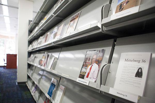 Current periodicals